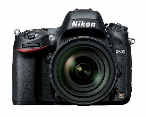 Nikon D600 24.3 MP CMOS FX-Format Digital SLR Camera with 24-85mm f/3.5-4.5G ED VR AF-S Nikkor Lens: NIKON