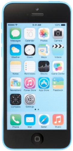 Apple iPhone 5c 16GB (Blue) - Unlocked