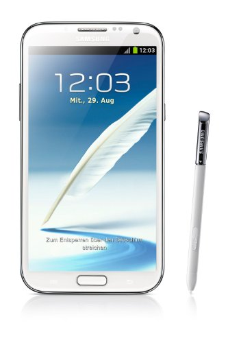 Samsung Galaxy Note II N7100 Unlocked GSM International Version White (no 4g in the USA)