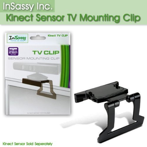 Kinect TV Mount Clip [Xbox 360]