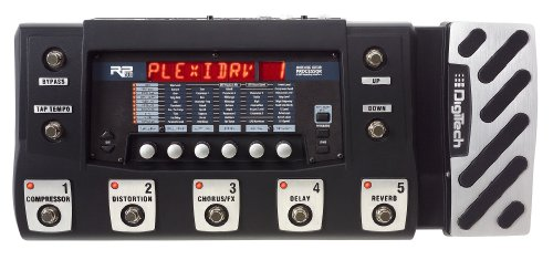 Amazon.com : DigiTech RP500 Integrated-Effects Switching System : Electric Guitar Floor Multi Effects