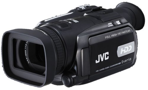 JVC Everio GZHD7 3CCD 60GB Hard Disk Drive High Definition Camcorder with 10x Optical Image Stabilized Zoom