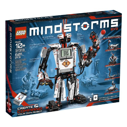 Amazon.com : LEGO Mindstorms EV3 31313 : Toy Interlocking Building Sets