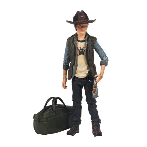 Amazon.com : McFarlane Toys The Walking Dead TV Series 4 Carl Grimes Action Figure