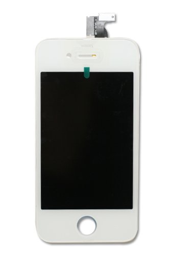 For Apple iPhone 4 4G Touch Screen Digitizer and LCD Assembly - White (AT&T GSM Model)