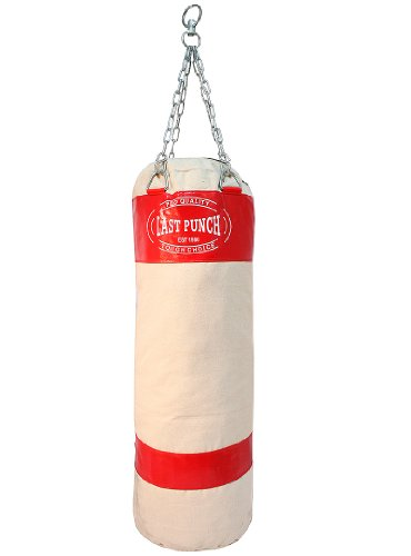 New Heavy Duty Punching Bag Red