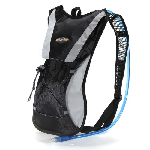 Hydration Pack Water Rucksack Backpack Bladder Bag Cycling Bicycle Bike/Hiking Climbing Pouch + 2L Hydration Bladder