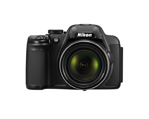 Amazon.com : Nikon COOLPIX P520 18.1 MP CMOS Digital Camera with 42x Zoom Lens and Full HD 1080p Video (Black) : Point And Shoot Digital Cameras