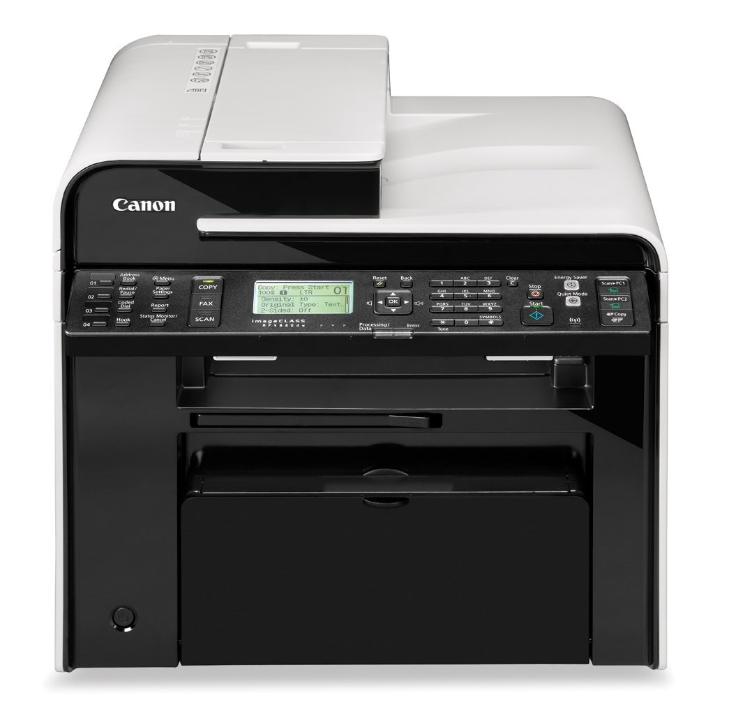 Amazon.com : Canon Laser imageCLASS MF4880dw Wireless Monochrome Printer with Scanner, Copier and Fax : Laser Multifunction Office Machines
