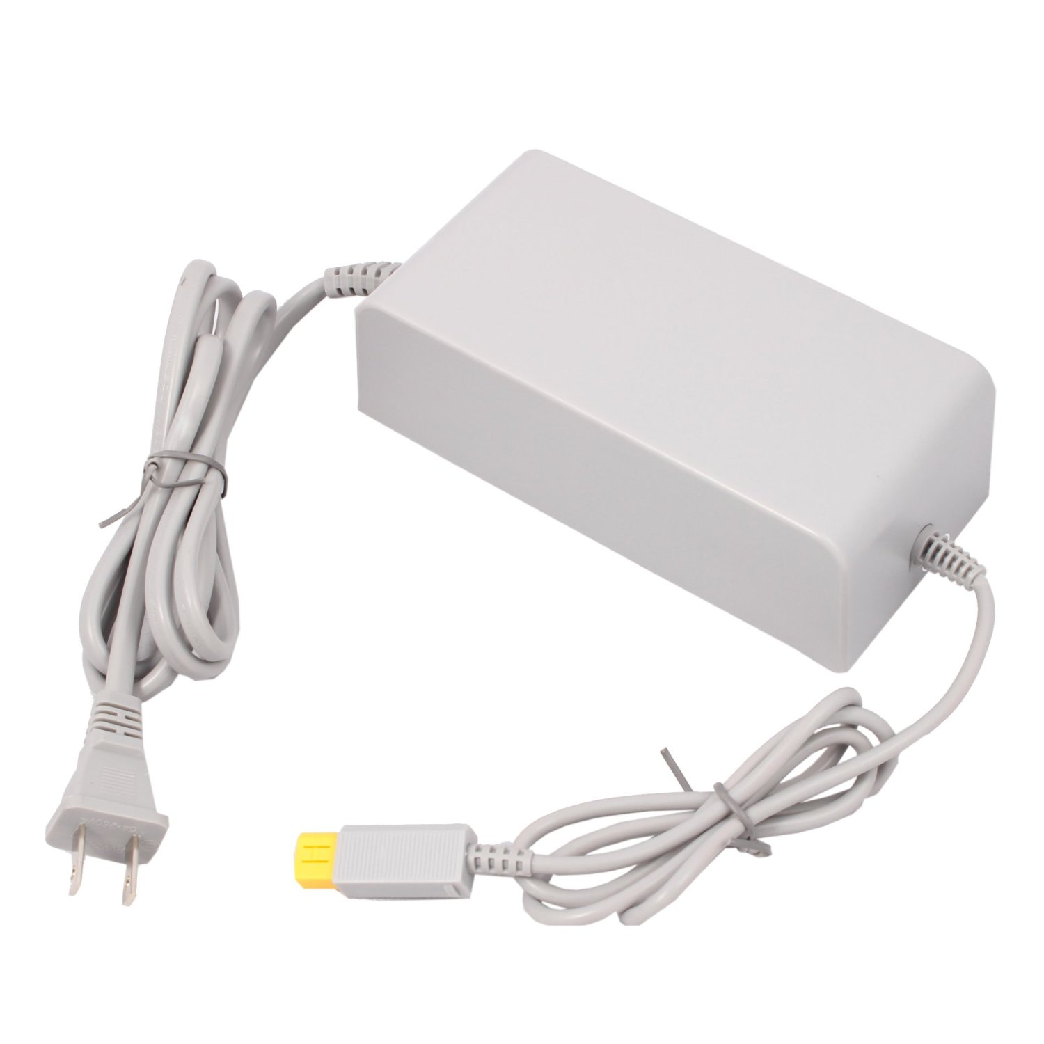 Power Supply Universal 100 - 240V AC Adapter for Wii U Console US Plug