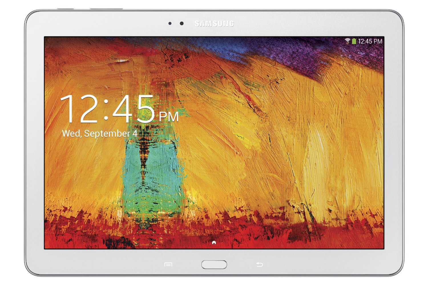 Amazon.com : Samsung Galaxy Note 10.1 2014 Edition (16GB, White) : Tablet Computers