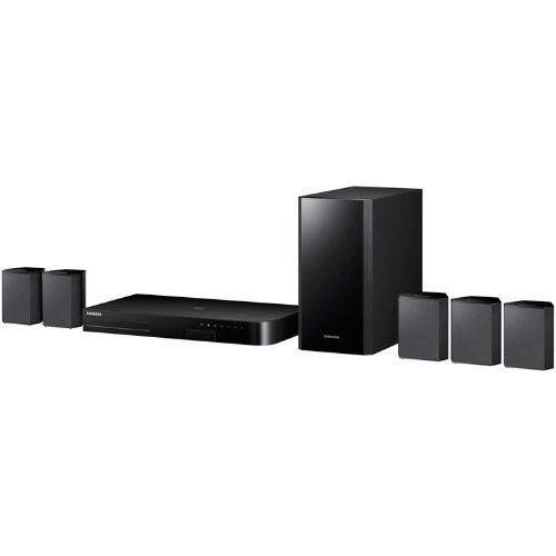 Samsung HT-H4500 5.1 Channel 500 Watt 3D Blu-Ray Home Theater System