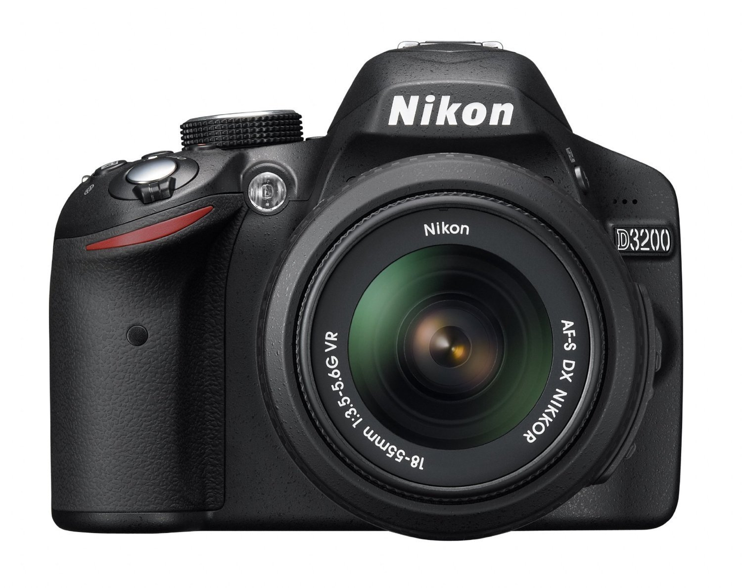 Amazon.com : Nikon D3200 24.2 MP CMOS Digital SLR with 18-55mm f/3.5-5.6 AF-S DX VR NIKKOR Zoom Lens (Refurbished)