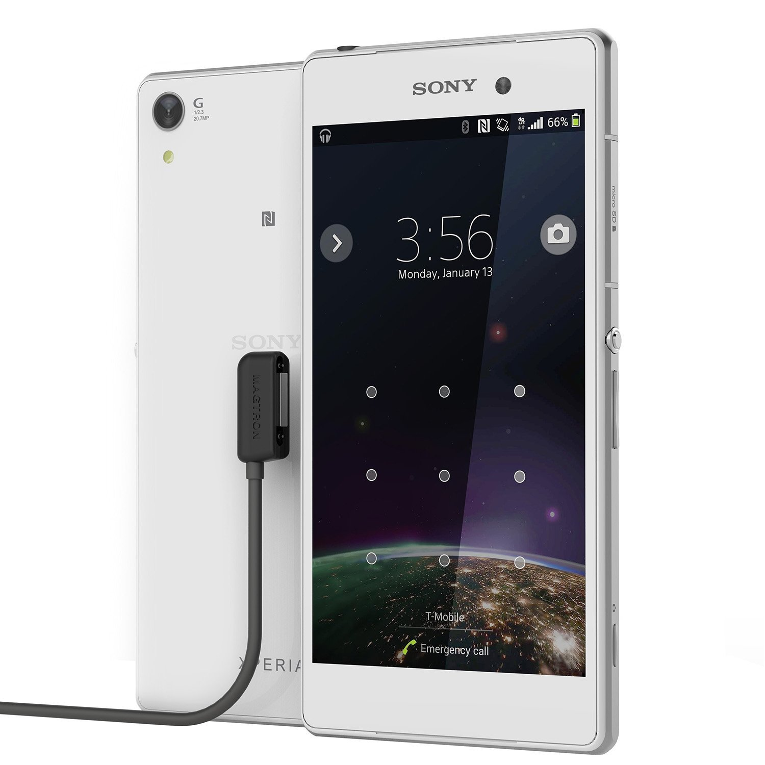 [ Magnector X ] High Performance Sony Xperia Z1 / Z2 Charging Cable - Enhanced Magnetic Connection and Charging Speed