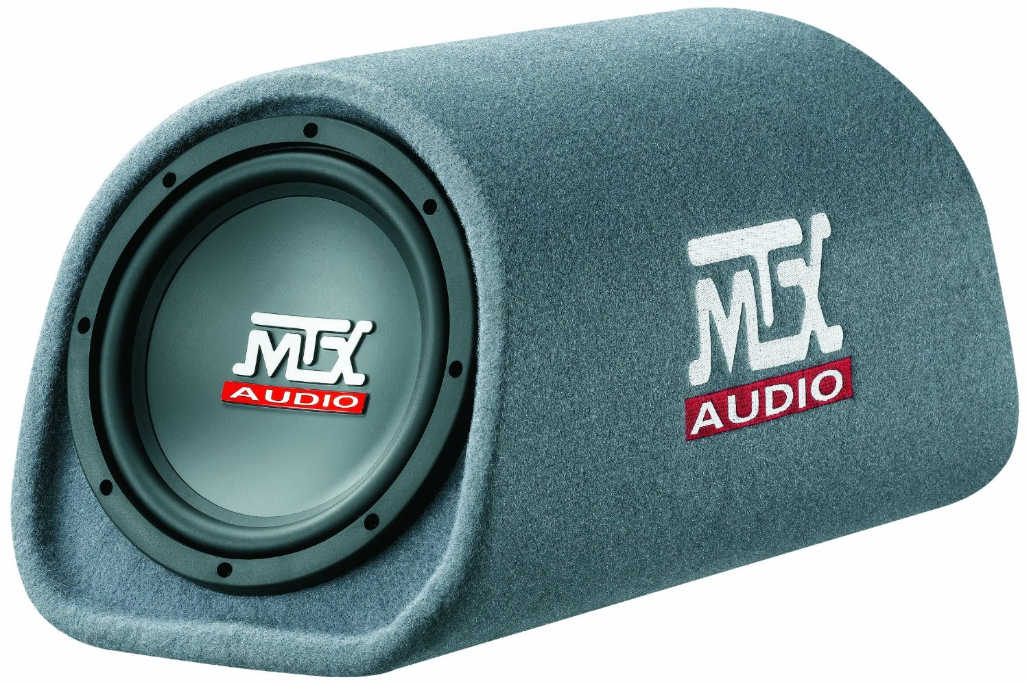 Amazon.com : MTX Audio RT8PT Universal Powered Subwoofer Enclosure : Vehicle Subwoofers