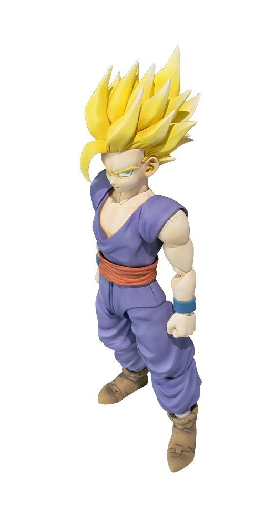 Dragonball Z Kai S.H.Figuarts 5 Inch Deluxe Articulated Action Figure Son Gohan