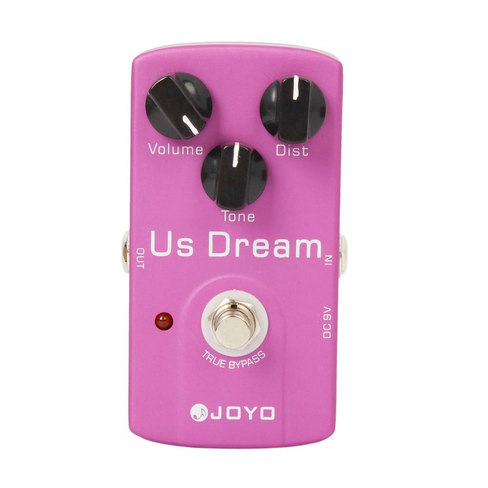 Joyo JF-34 Electric Guitar US Dream Distortion Pedal
