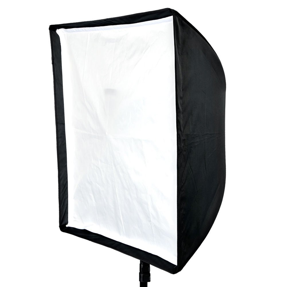 Amazon.com : Neewer® 24'' X 24''/60cm X 60cm Speedlite, Studio Flash, Speedlight and Umbrella Softbox with Carrying Bag for Portrait or Product Photography
