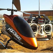 Double Horse 9053 26 Inches 3.5 Channel Outdoor Metal Gyro RC Helicopter ---NEW!