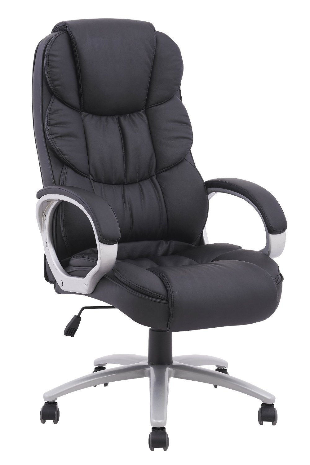 Amazon.com - High Back Executive PU Leather Ergonomic Office Desk Computer Chair O10 -