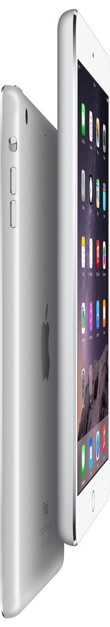 Amazon.com : Apple iPad mini 3 MGNV2LL/A (16GB, Wi-Fi, Silver) NEWEST VERSION