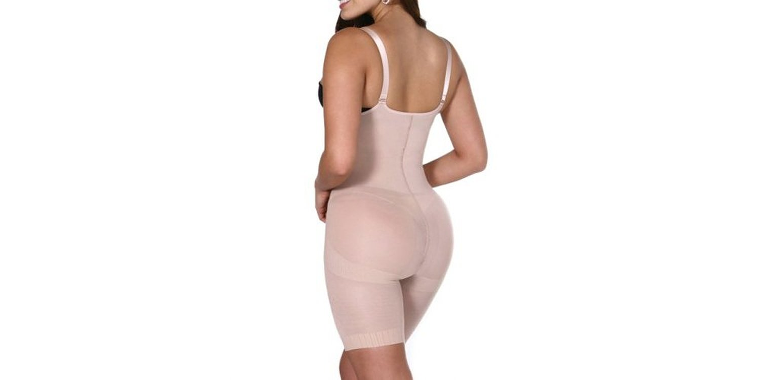 Vedette 'Sophie' Total Compression Mid-Thigh Shaper #705 at Amazon Women's Clothing store