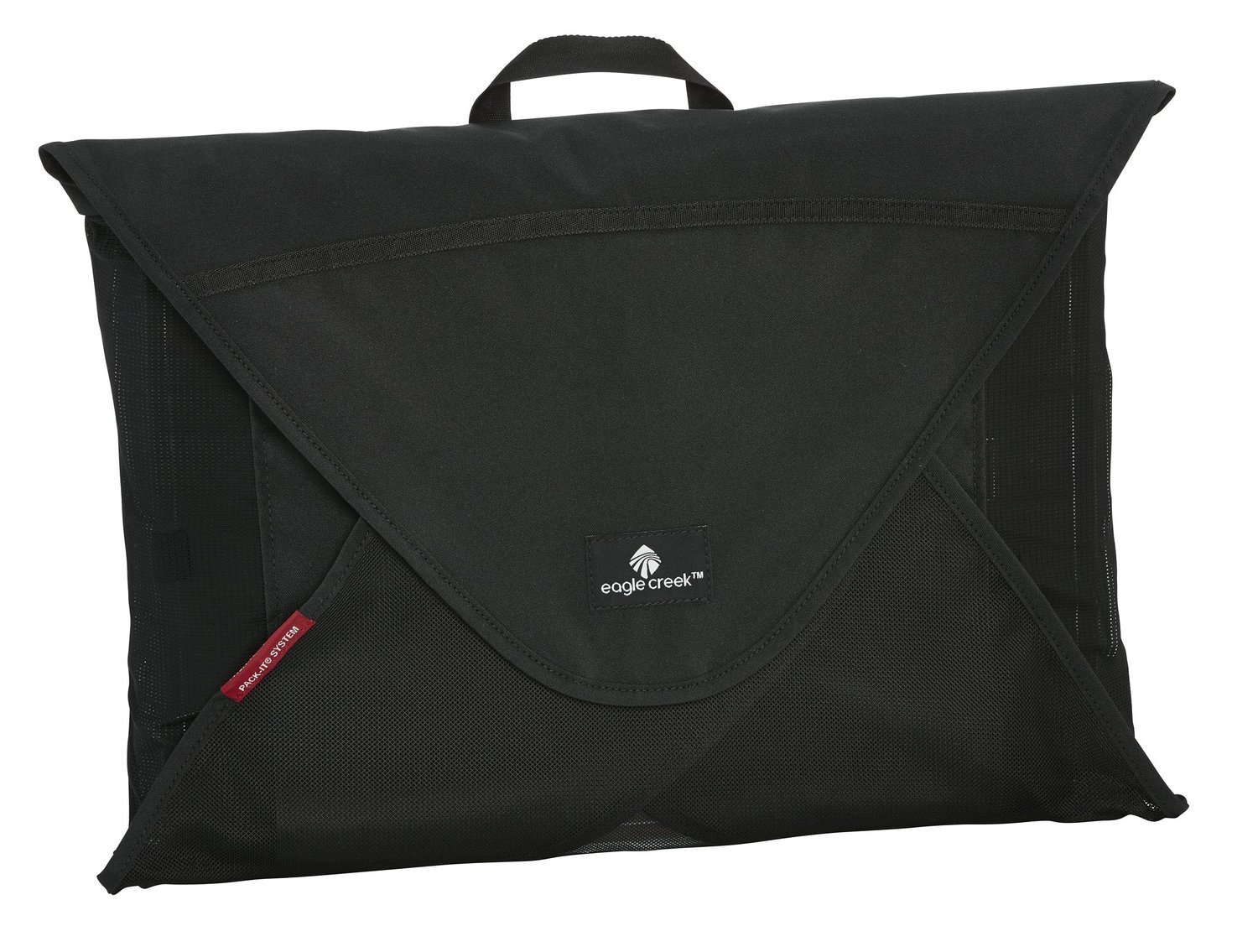 Eagle Creek Travel Gear Pack-It Garment Folder Medium, Black, One Size