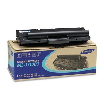 Compatible Replacement for the Samsung� ML-1710D3 Toner Cartridges (ML1710D3) - Black, 3000 Yield