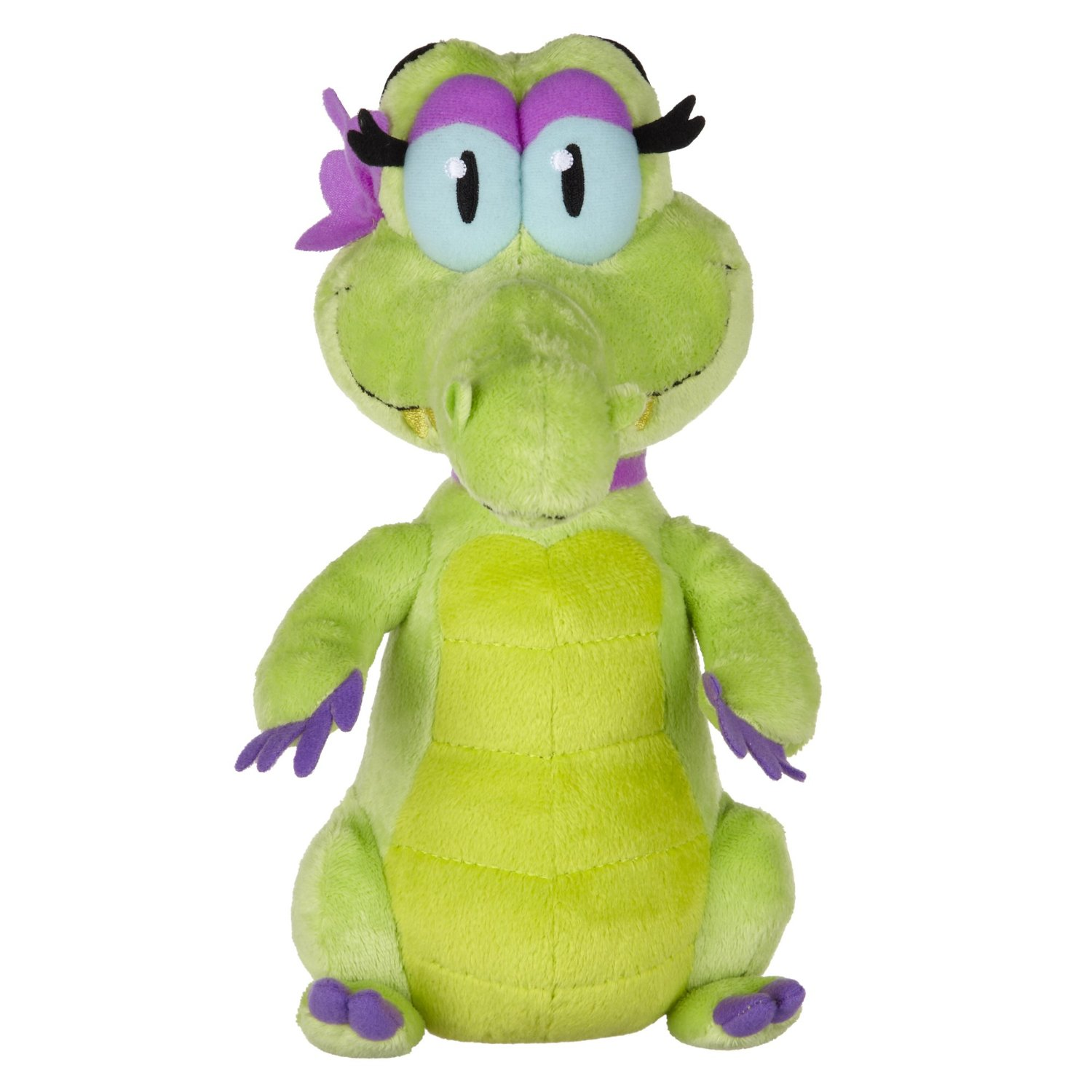 "Jakks Pacific Where's My Water Large Plush Wave 1 - 10"" Allie"