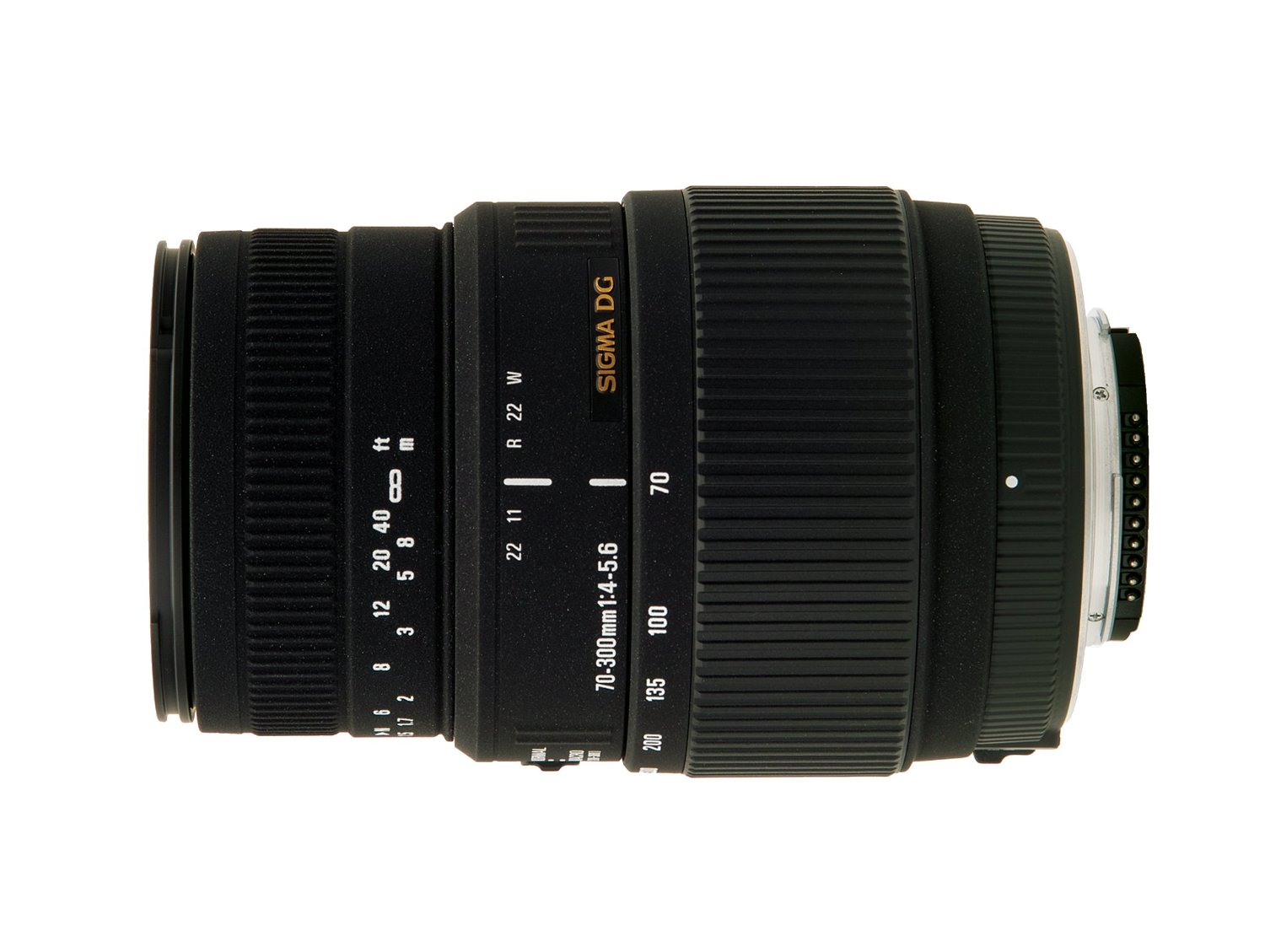 Amazon.com : Sigma 70-300mm f/4-5.6 SLD DG Macro Lens with built in motor for Nikon Digital SLR Cameras : Camera Lenses