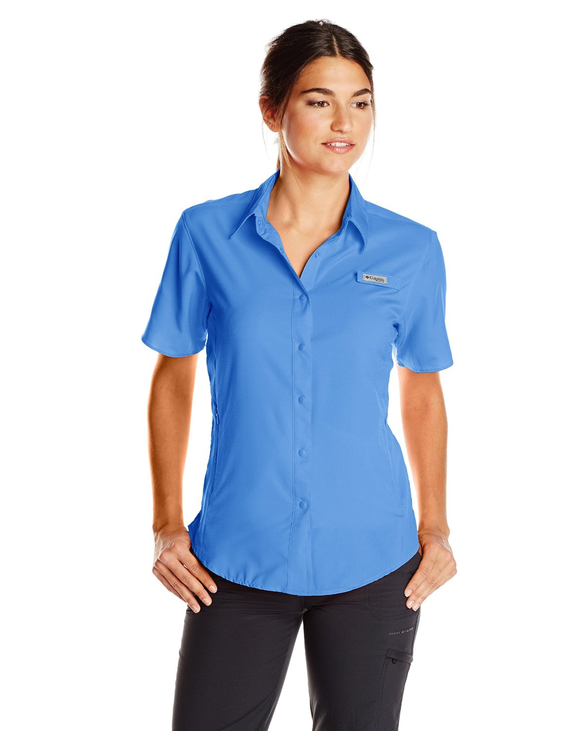Amazon.com : Columbia Sportswear Women's Tamiami II Short Sleeve Shirt