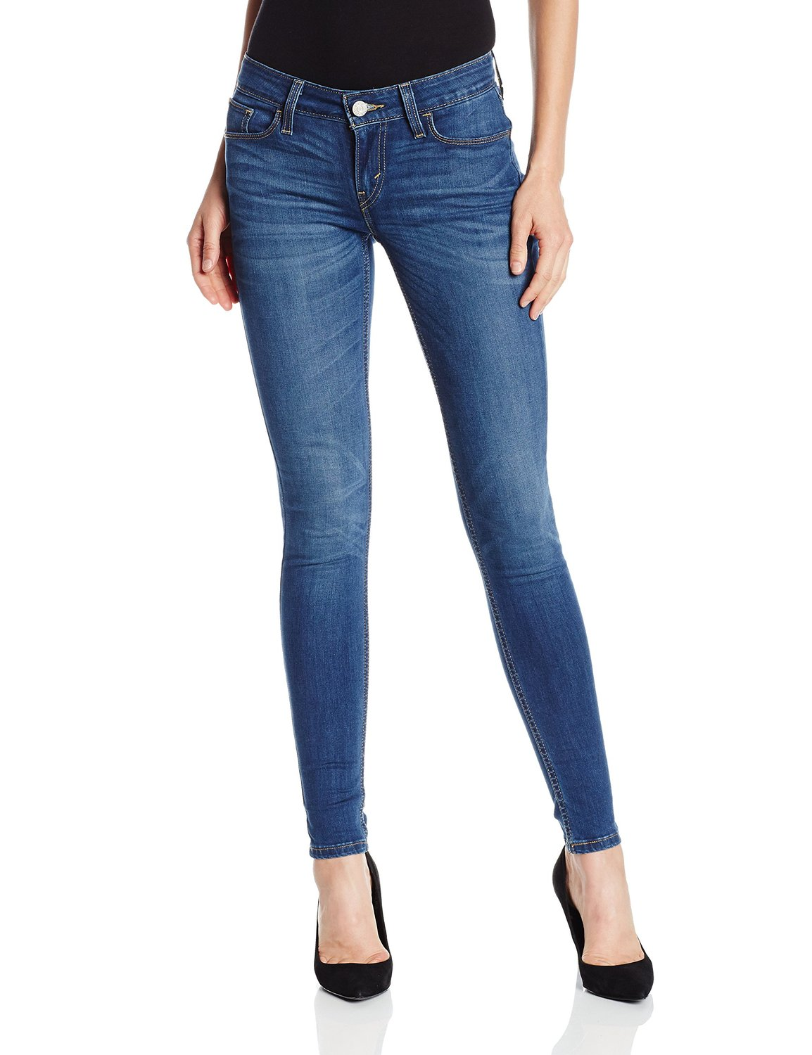Levi's Juniors 535 Super Skinny Jean