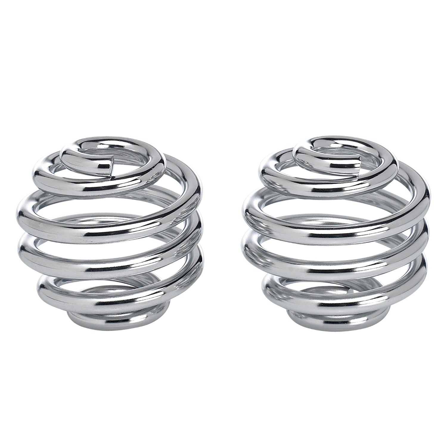 Solo Seat Springs 2 inch Barrel Chrome