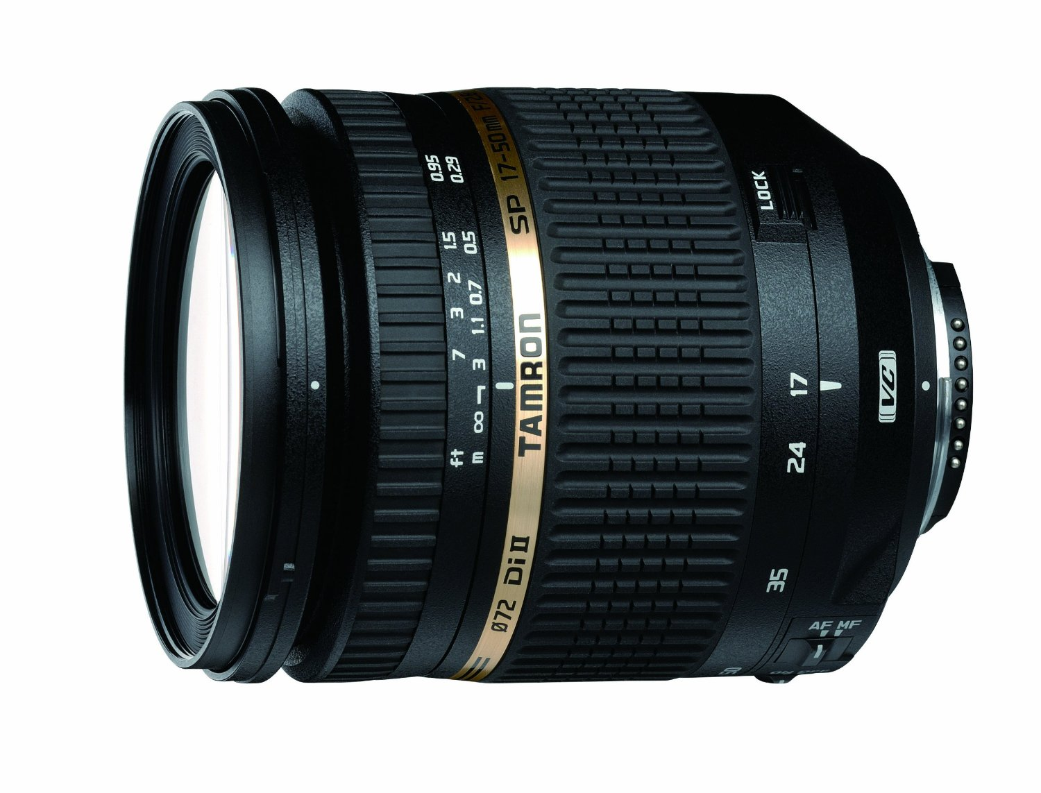 Amazon.com : Tamron Auto Focus 17-50mm F/2.8 SP XR Di II VC (Vibration Compensation) Zoom Lens for Canon EF-S Digital SLR Cameras. : Camera Lenses