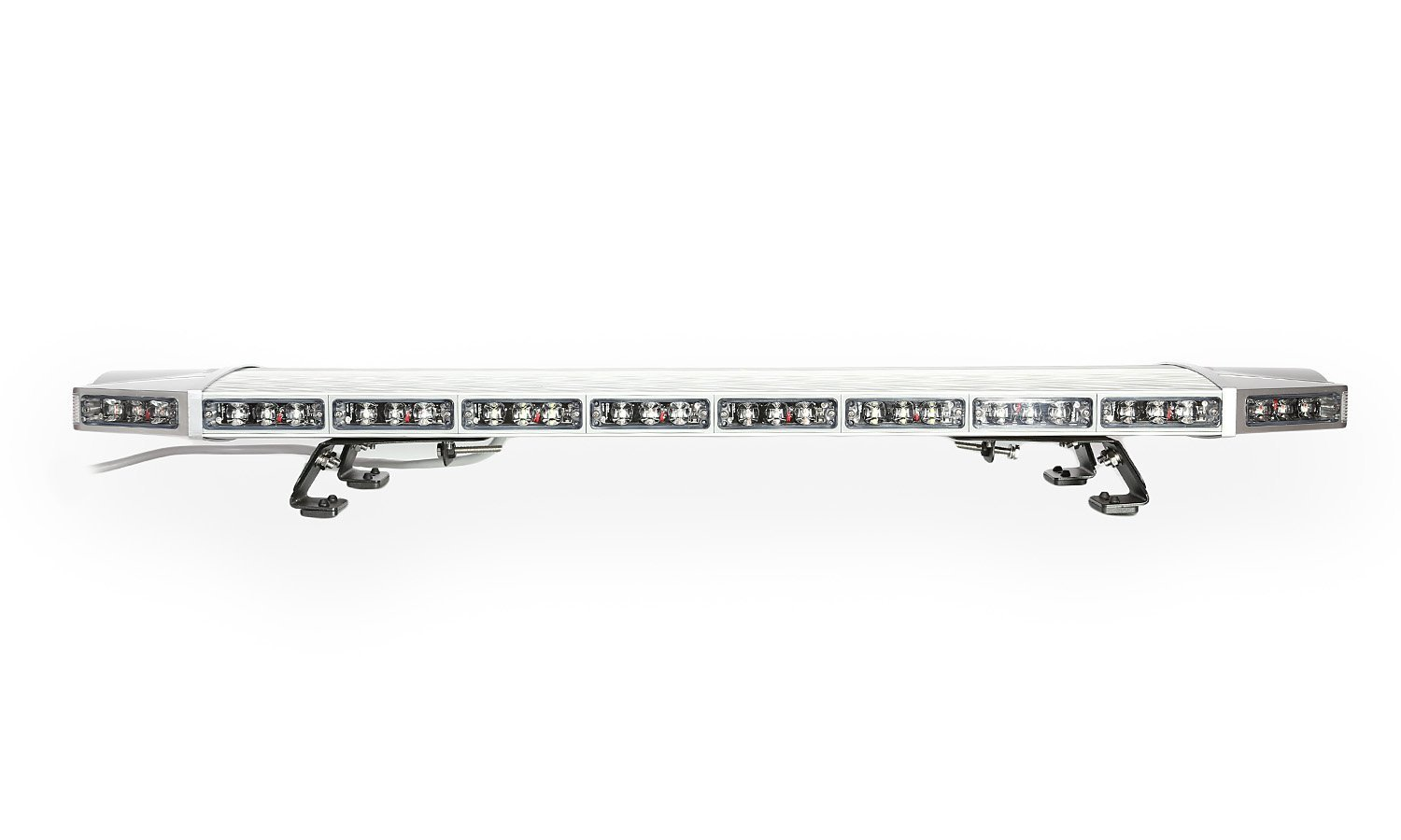 Falcon Flight Extreme Fusion Frontier 3W Emergency LED Light Bar 48 in (Red/White)