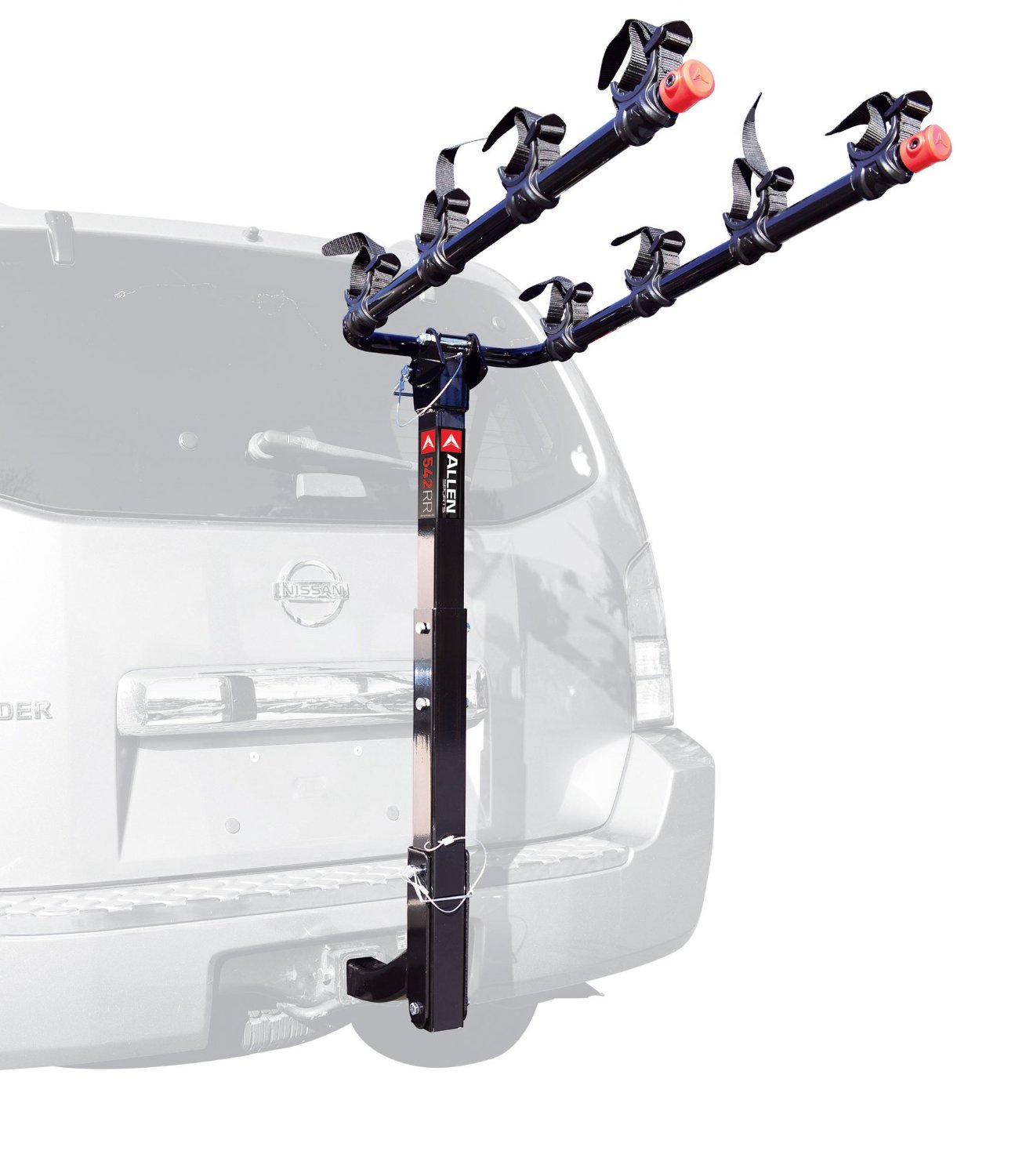 Amazon.com : Allen Sports Deluxe 4-Bike Hitch Mount Rack with 2-Inch Receiver