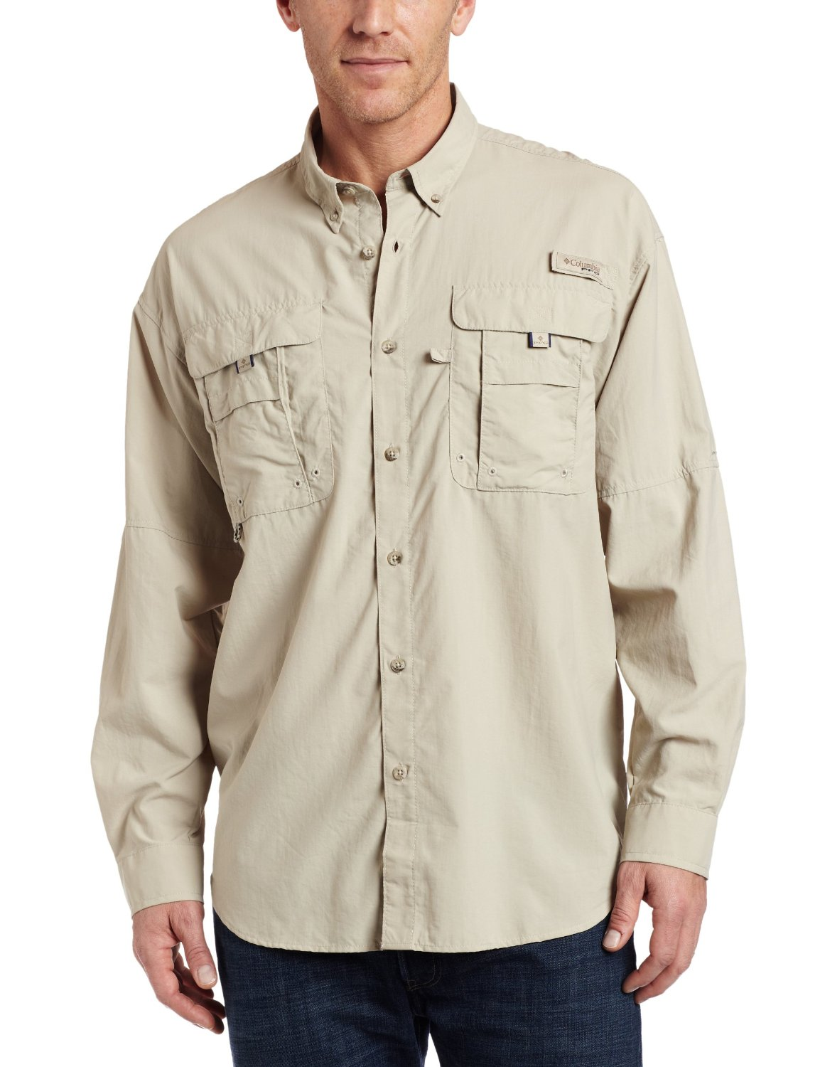 Amazon.com : Columbia Sportswear Men's Bahama II Long Sleeve Shirt : Athletic Shirts