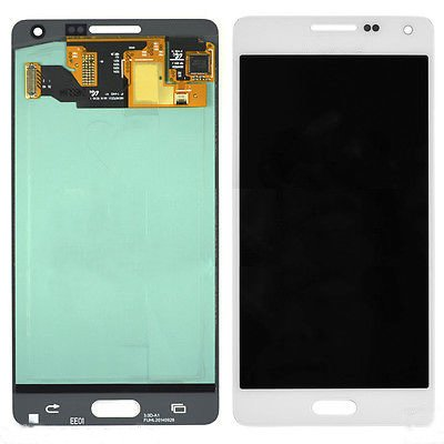 LCD display Digitizer touch screen Assembly For Samsung Galaxy A5 A500 with free tools (White)