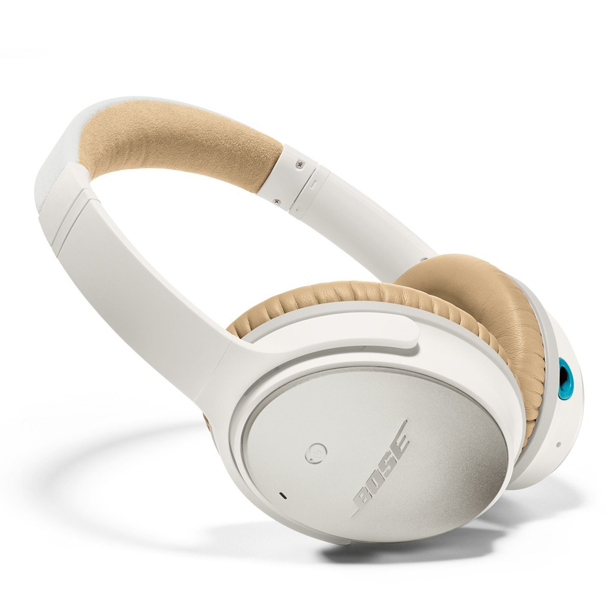 Bose QuietComfort 25 Acoustic Noise Cancelling Headphones for Samsung and Android Devices, White