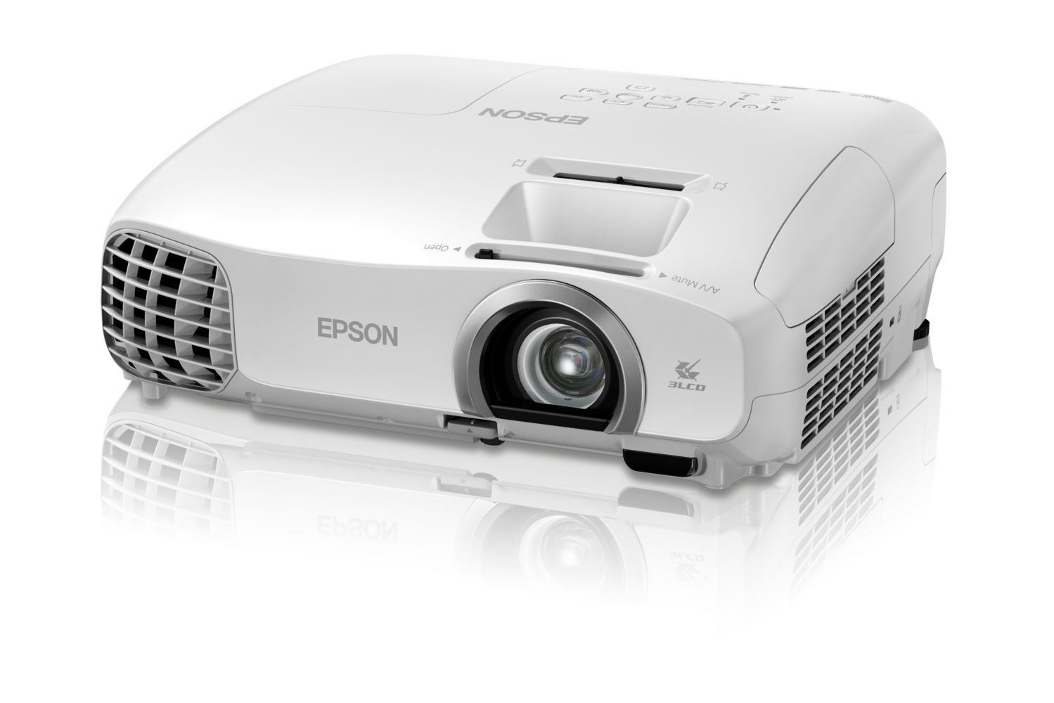 EPSON dreamio EH-TW5200 Full HD 1080p 3LCD 3D Home Cinema and Gaming Projector (Japan Import)