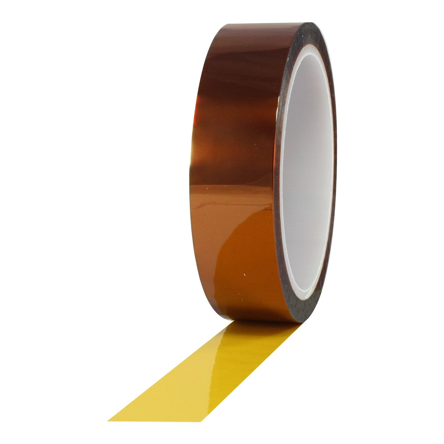 "ProTapes Pro 950 Polyimide Film Tape, 7500V Dielectric Strength, 36 yds Length x 1/2"" Width (Pack of 1)"
