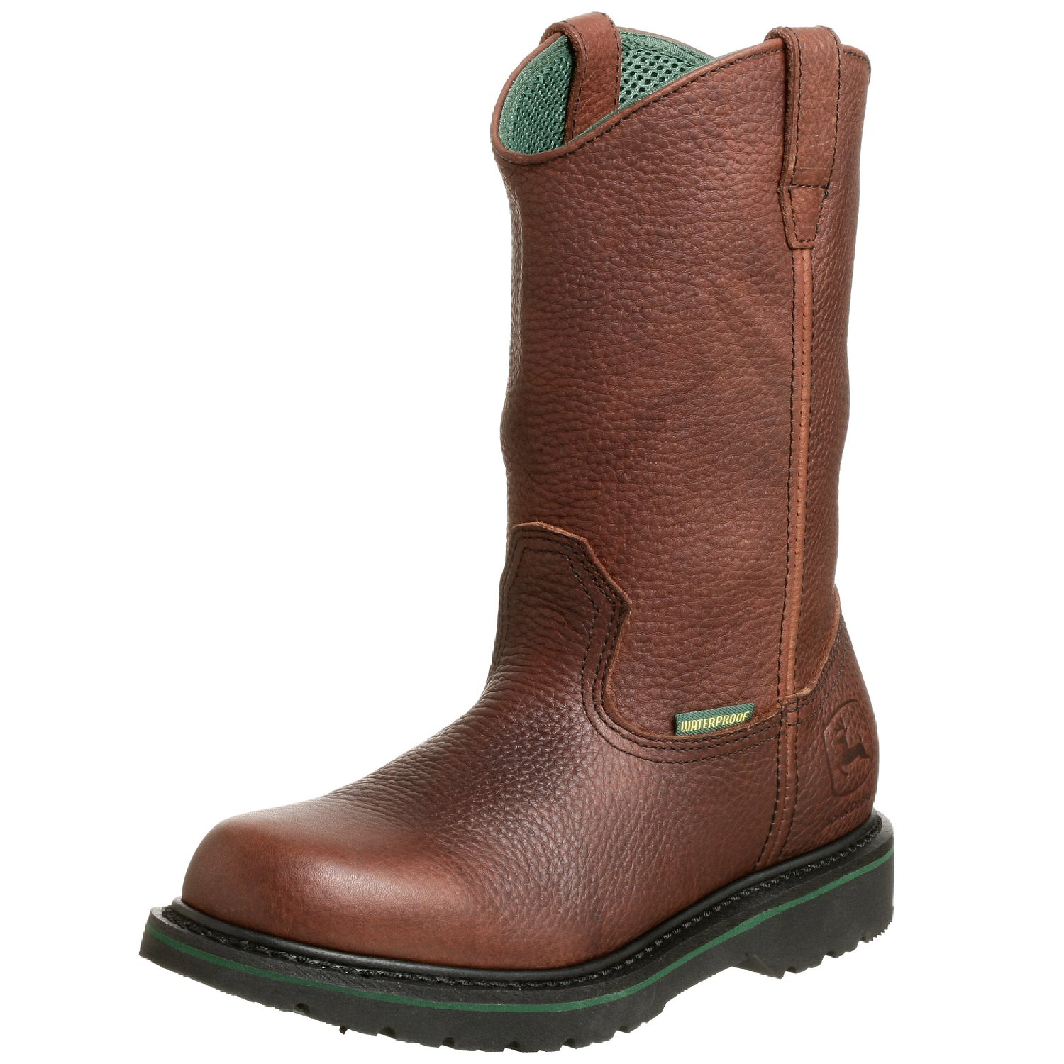 John Deere Men's 10inch Waterproff P Work Boot