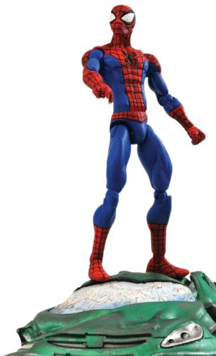 Diamond Select Marvel Spider-Man Action Figure: Toy