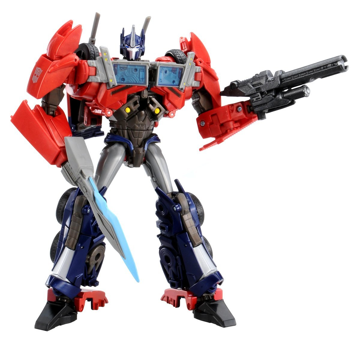 Japan Color Exclusive - Optimus Prime - Takara First Edition