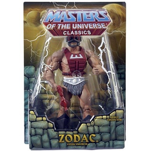 He-Man Masters of the Universe Exclusive Action Figure Zodac