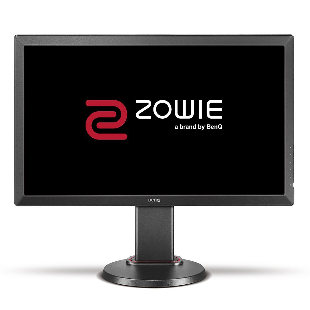 BenQ ZOWIE [New] 24-Inch Console eSports Gaming Monitor - LED 1080p HD Monitor - 1ms Response Time, Head-to-Head Console Gaming (RL2460)