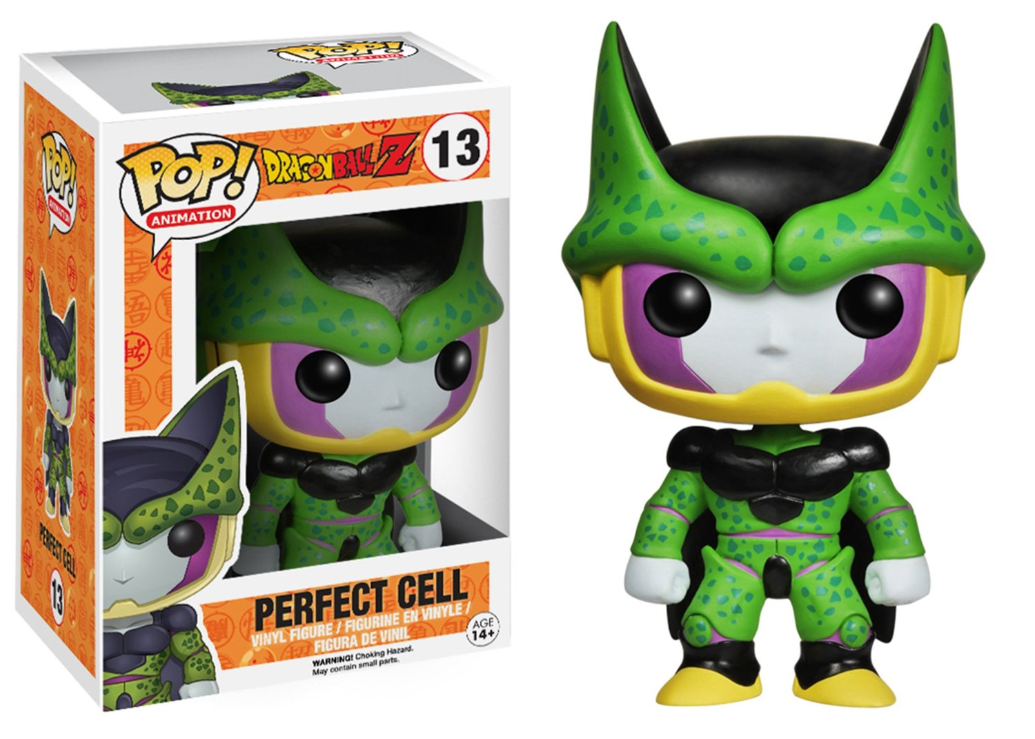 Funko POP! Anime: Dragonball Z Perfect Cell Action Figure: Funko Pop! Animation: