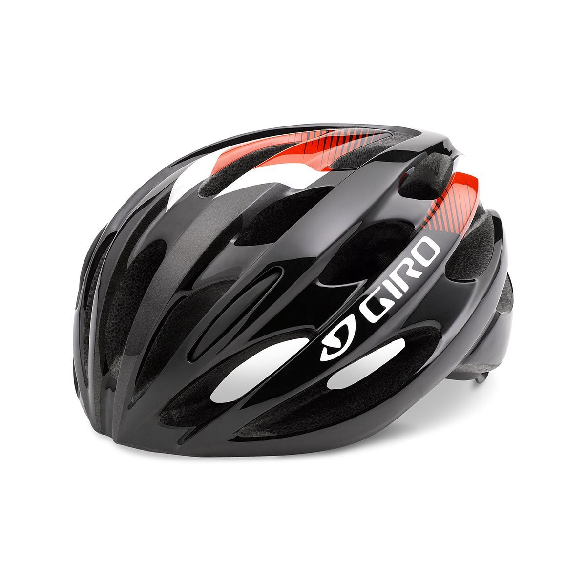 Amazon.com : Giro Trinity Helmet Bright Red/Black, One Size