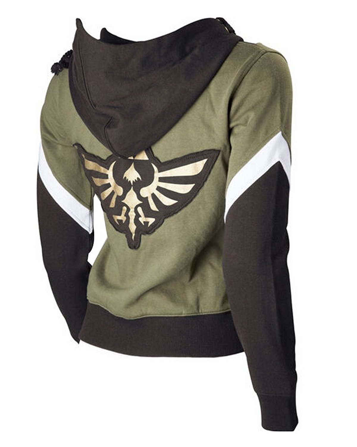 Ya-cos The Legend of Zelda Link Hoodie Hyrule Warriors Zipper Coat Jacket