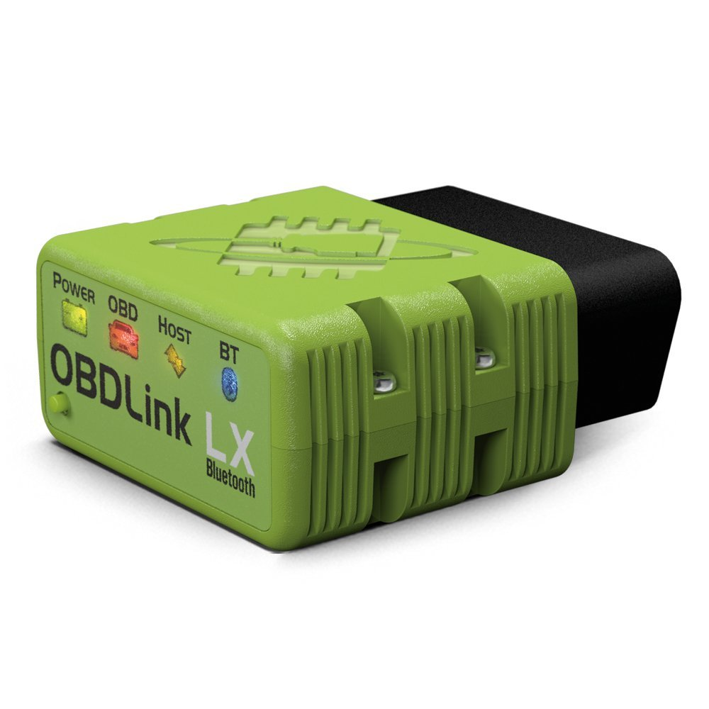 ScanTool 427201 OBDLink LX Bluetooth: Professional OBD-II Scan Tool for Android & Windows